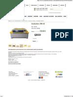 Incubadora JN8-48