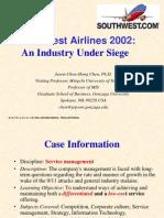 Southwest Airlines Mingchi