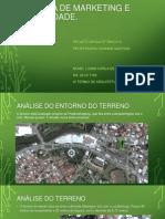 Agência de Marketing e Publicidade - Projeto Arquitetônico II