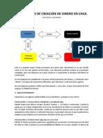 Mecanica Del Dinero en Chile