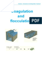 Coagulation-flocculation