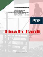 Projeto de Lina Bo Bardi