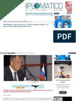 Washington Vuole Provocare Un Cambio Di Regime a Mosca