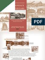Adirondack history