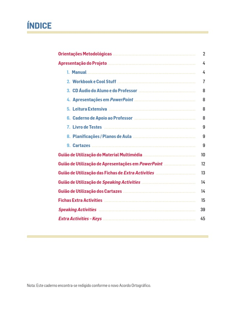Favoritos Livro de Testes de Inglês 5º Ano | Image | Learning SD42