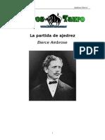 28935701 Bierce Ambrose La Partida de Ajedrez