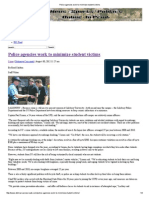 DXR Aug 30, 2012 - Police Agencies Work to Minimize Student Victims