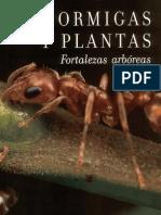 Zoologia Forestal - Entomologia - Hormigas y Plantas