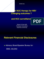 Longterm NUC HBV HCC prevention surveillance 2014