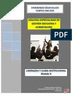Módulo Liderazgo 2014 i
