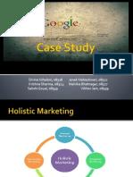 Marketing Google Case Study