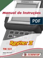 Manual de Instrucciones Del Tm 531