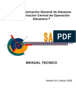 Manual Tecnico Versión 6.0