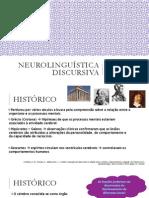 Neurolinguística discursiva