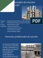 Usos de PrefaUsos de Prefabricados en La Construccion