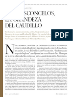 Vasconcelos, La Grandeza Del Caudillo_por Enrique Krauze