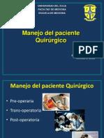 Paciente Quirurgico