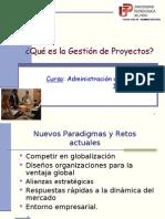 La Gestion de Proyectos