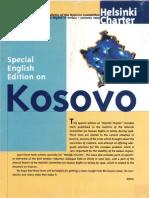 1999 Kosovo_Helsinki Charter