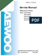 Daewoo Kot-150_kot-151_kot-152_kot-155_sm