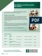 yoga-pilates-zumba october 2014 flyer