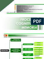 Procesos Cognitivos Memoria[1]