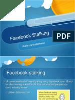 cn -facebook stalking