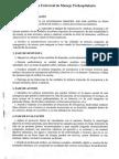Protocolo Universal de manejo prehospitalaro