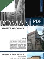 Caractristica arquitectura Románica
