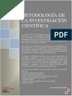 Metodologia de La Investigacion Científica