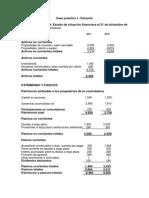 Estado de Situacion Financiera- Caso pr+íctico 1- Solucion
