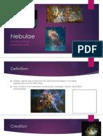 nebulae powerpoint