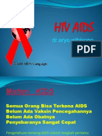 hiv aryo presentasi smp 1.ppt