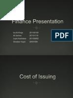 finance presentation 3