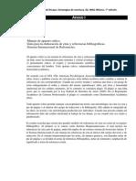 Manejo REFERENCIAS APA Version Recomendada MGDIE(Ale)