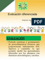 Evaluacion Diferencia Terminado