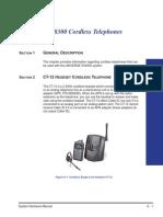 SV8300 Installing Cordless Telephones