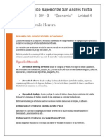 Indicadores Economico - Andri Carvallo Herrera