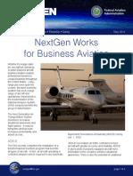 GetSmart NextGen Works for Business Aviation