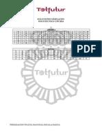 Solución Simulacro Psicotécnico CNP 2014