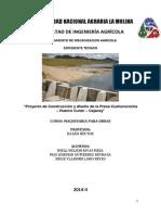 Avance Obras 2014-II