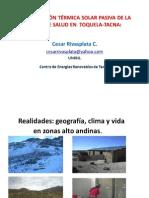 Climatización Térmica Solar Pasiva de La Posta De_52