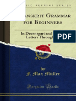 A Sanskrit Grammar for Beginners 1000213438