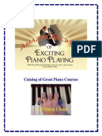 Duane Shinn Piano Course Catalog