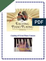 Duane Shinn Piano Course Catalog