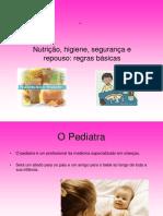 higiene vacinação...