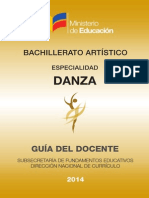 Guia Danza