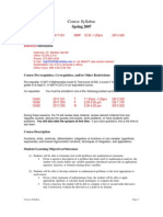 UT Dallas Syllabus for math2417.001.07s taught by Bentley Garrett (btg032000)