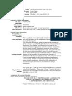 UT Dallas Syllabus for ims5200.596.07s taught by Tevfik Dalgic (tdalgic)