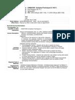 UT Dallas Syllabus for chem5356.001.07s taught by Paul Pantano (pantano)